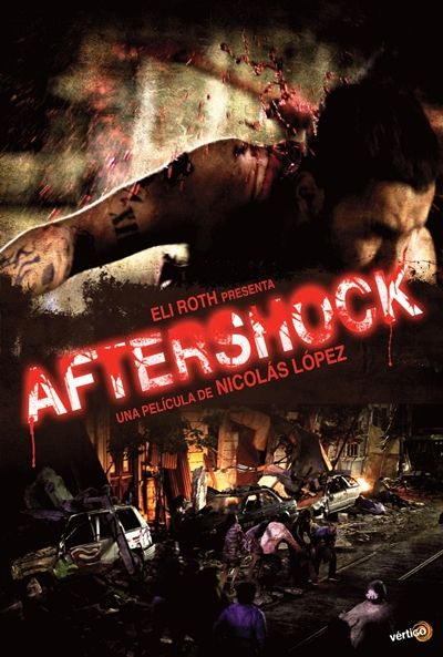 Bande annonce apocalyptique Aftershock avec Eli Roth - http://www.kdbuzz.com/?bande-annonce-apocalyptique-aftershock-avec-eli-roth