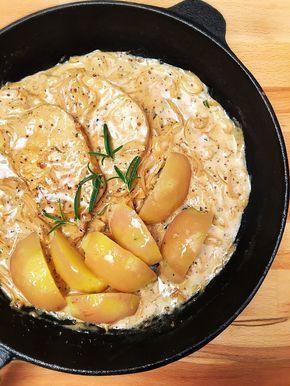 Sertéskaraj fehérboros-mustáros szósszal Gm&Lm | Gastrohobbi