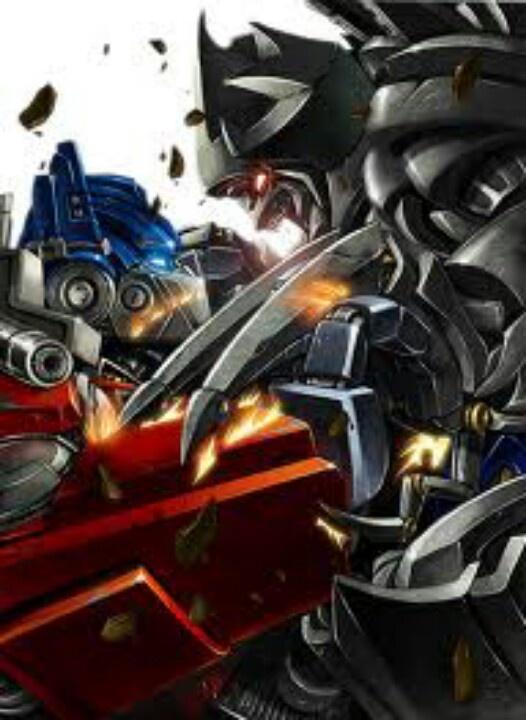 17 best images about opimus vs megatron on pinterest - Transformers cartoon optimus prime vs megatron ...