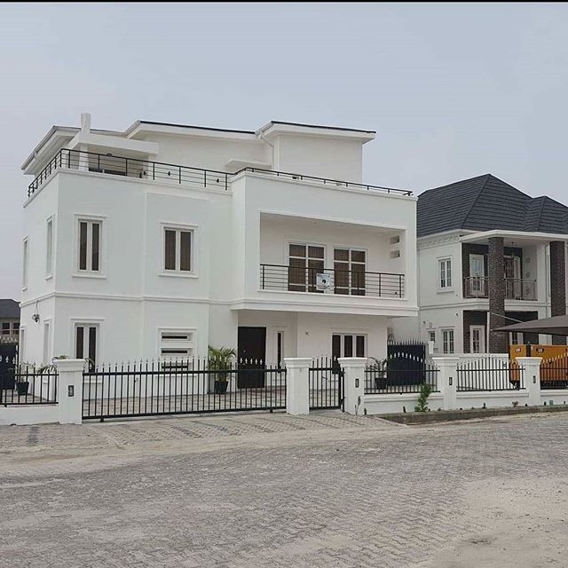 WHITE HOUSE FOR SALE!!! 4BEDROOM + A BQ  ALL BEDROOMS EN-SUITED  STANDBY 40KVA GENERATOR  LOCATION: LEKKI IKOTE LAGOS NIGERIA WITHIN A GATED ESTATE, Email Us Or Call Us #ToletAfrica  #AFRICA #investment #INVESTOR #MONEY #realestate #agent #buy #sale #UK #nigerian #TOGO #Gold #Bitcoin #cryptocurrency  #live #airport #realtorlife #localrealtors - posted by Tolet Africa https://www.instagram.com/toletafrica - See more Real Estate photos from Local Realtors at https://LocalRealtors.com