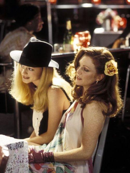Amber Waves & Rollergirl (Julianne Moore & Heather Graham), Boogie Nights (1997)