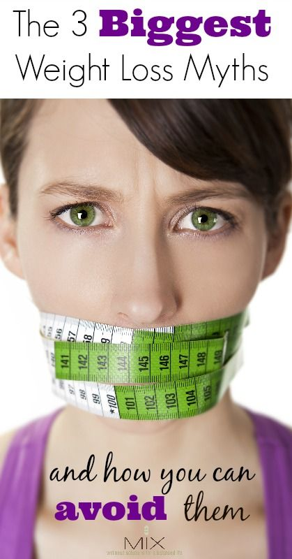 3 common weight loss myths and how to avoid them weight
