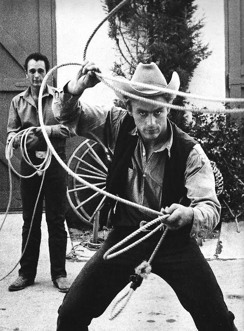 James Dean, Giant (1955)