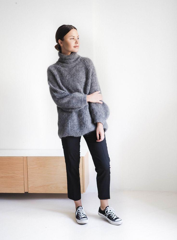 Johanna P. Normcore Style