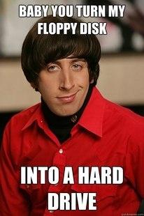 Hahaha! Best line ever