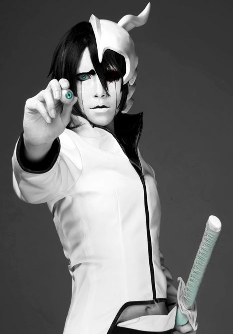 Ulquiorra Release Cosplay [Found] Perfect...