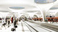 Nächste Etappe für Stuttgart 21 Baubeginn für Tiefbahnhof