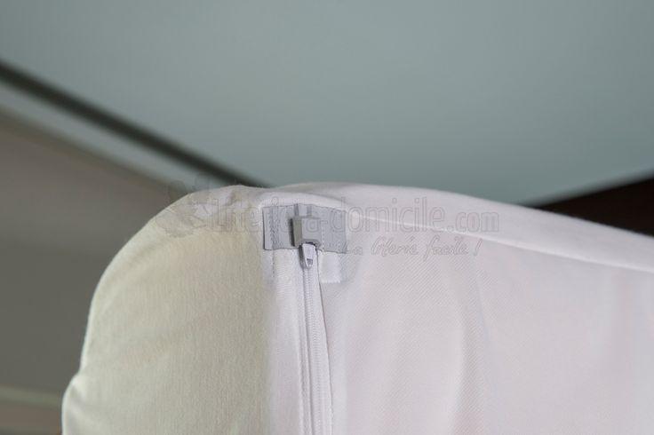 Housse anti punaise de lit BugSecure ® pour protéger le matelas et se débarasser des punaises de lit