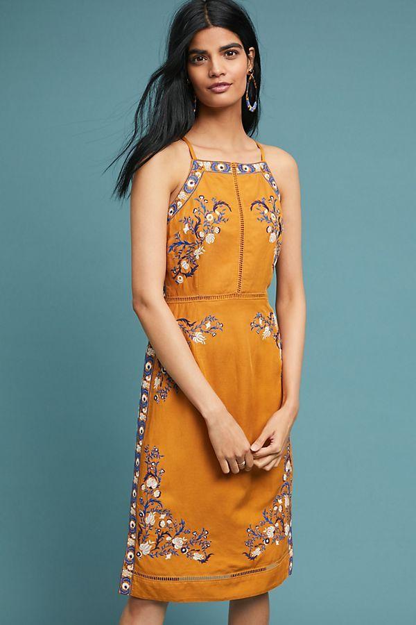 c804040117d8 Slide View: 1: Amla Embroidered Dress | my wardrobe in 2019 ...