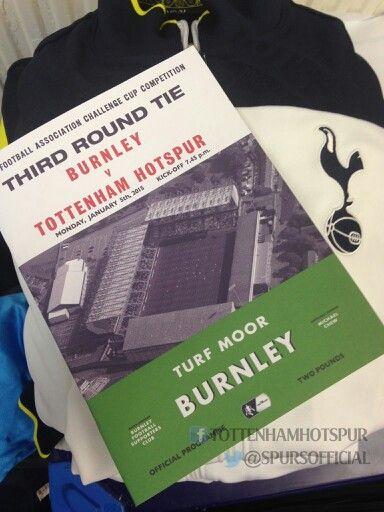 Burnley v spurs #FACup