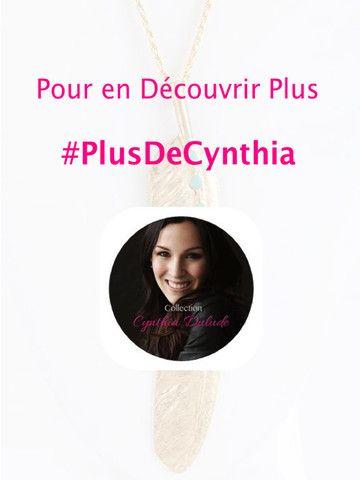 #PlusDeCynthia