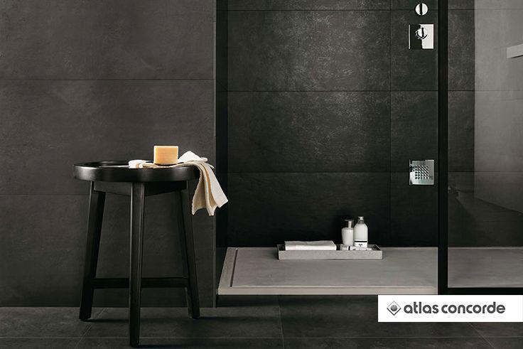#EWALL Night | #AtlasConcorde | #Tiles | #Ceramic