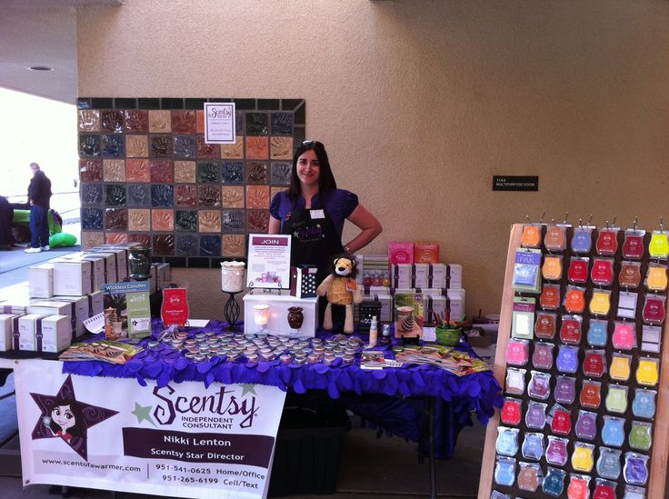 Scentsy Party Ideas Elementary Pta Spring Fair