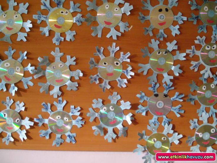kış mevsimi okul öncesi sanat etkinlikleri cd - Google'da Ara
