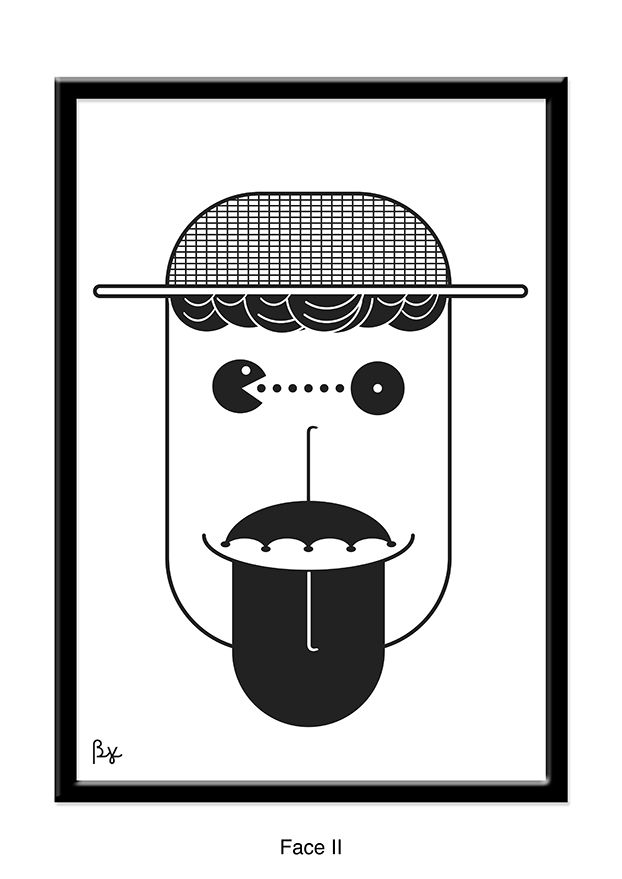 Face II_Poster