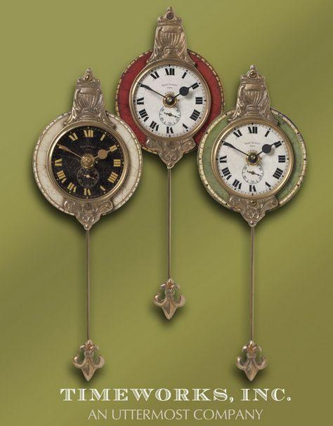 59 best Pendulum Wall Clocks images on