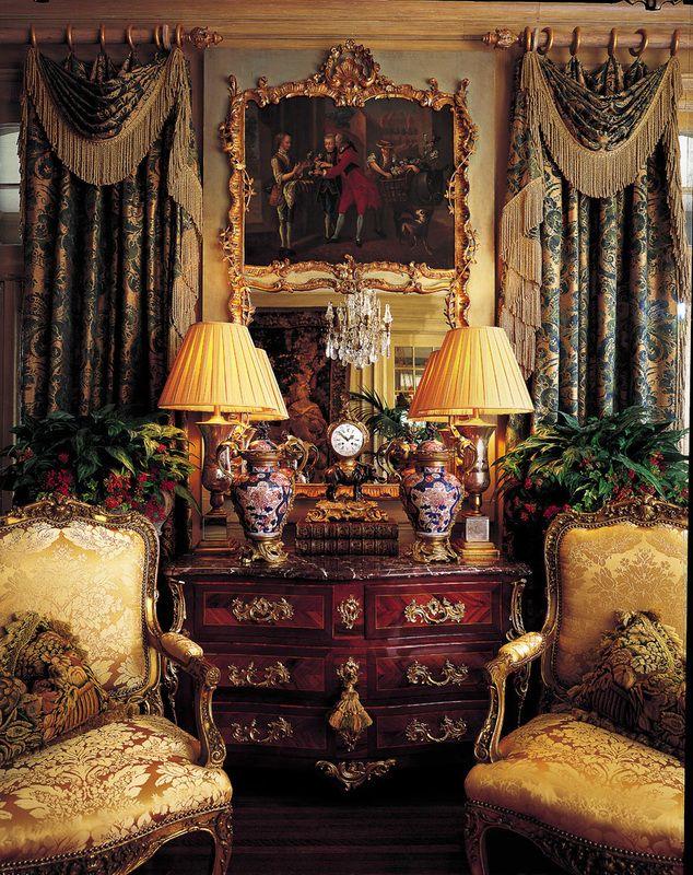 European Manor style