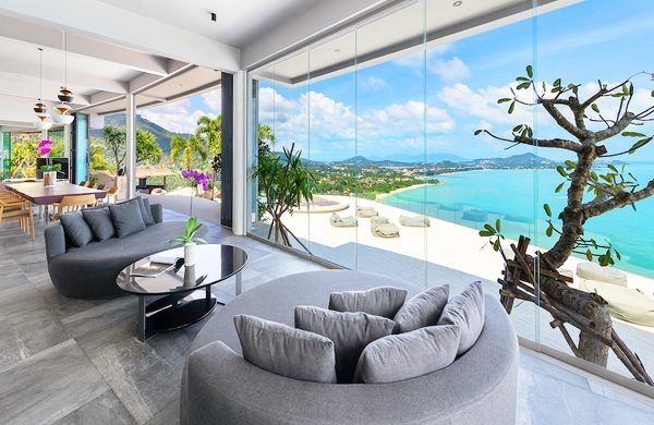 Spectacular Luxury Sea View Villa Supreme Luxury Property The Finest Luxury Property In Thailand In 2020 Luxury Property Luxury Apartments Chic Interior Design