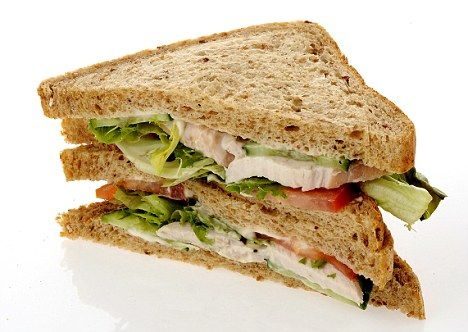 British tradition: Marks & Spencer sold its first sandwich 30 years ago