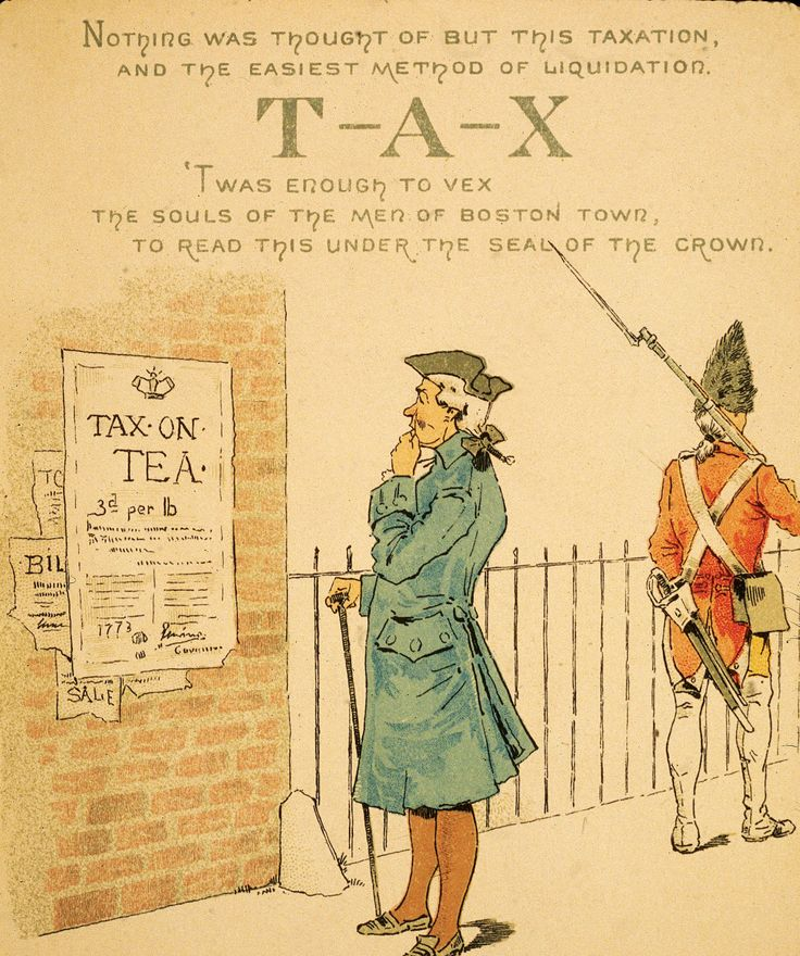 Newsela | The Townshend Acts Taxed Tea, Other Goods, Angering American Colonists