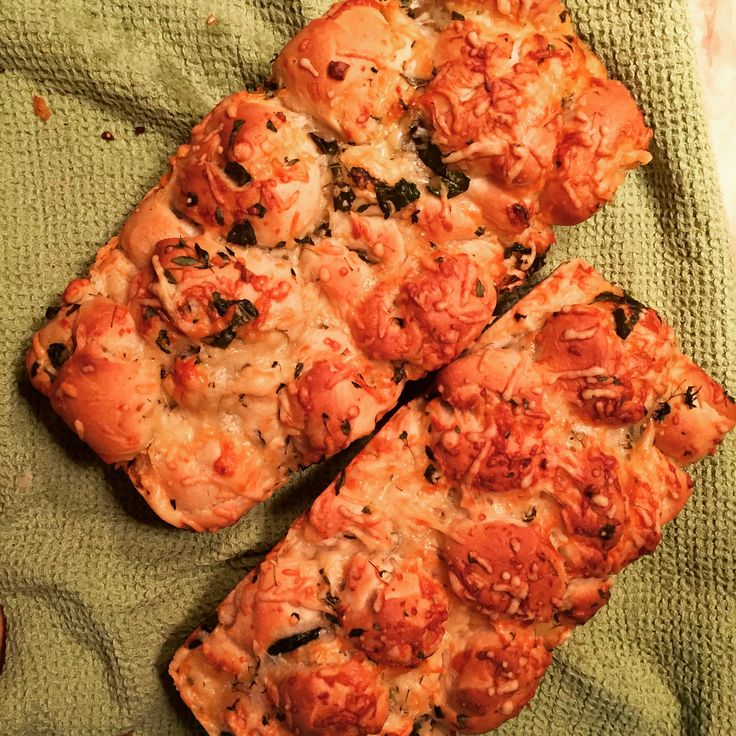 Savoury monkey bread