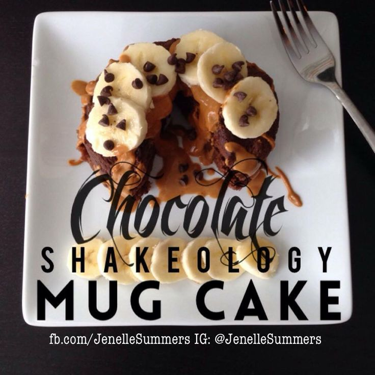 Beachbody Chocolate Mug Cake