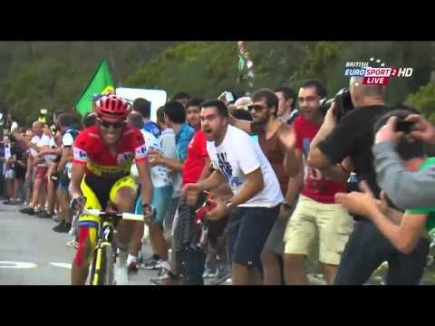 Vuelta a Espana 2014 HD - Stage 20 - FINAL KILOMETER