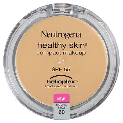 Neutrogena Healthy Skin Compact - $9-11  This is a cream foundation that can be sheered out to very light coverage, or built up to cover eve...