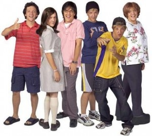 We Can Be Heroes. Yet another amazing Chris Lilley show.