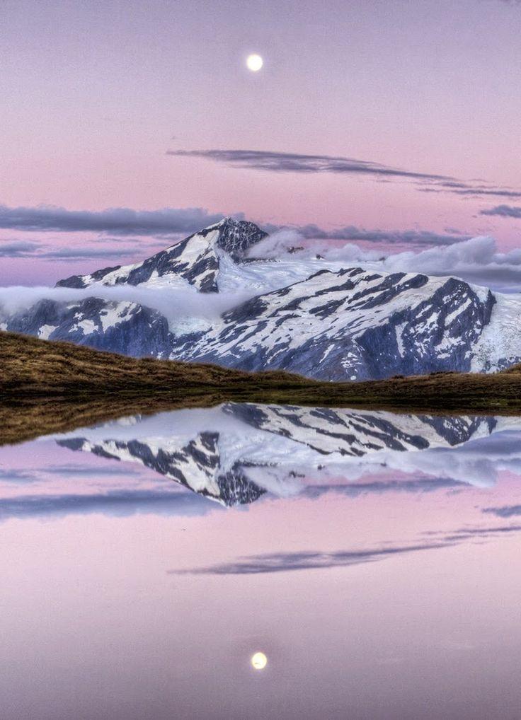 Mount Aspiring, The South Island, New Zealand