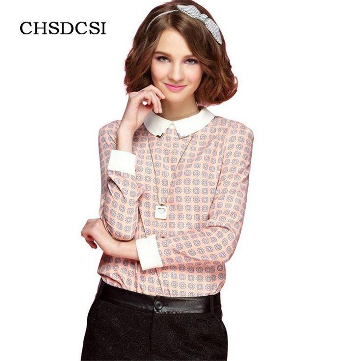 New 2017 Fashion Brand T Shirt Women Long Sleeve Sexy Chiffon T-Shirt Print Knitted Slim Novelty Tops Plus Size S-XL Blusas S126