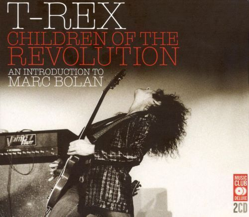 Children of the Revolution: An Introduction to Marc Bolan [CD]