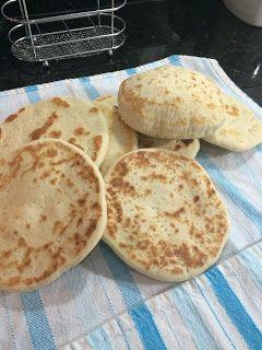 SOCIEDAD GASTRONÓMICA DE MÉRIDA, VENEZUELA: Arepas andinas con harina de trigo...