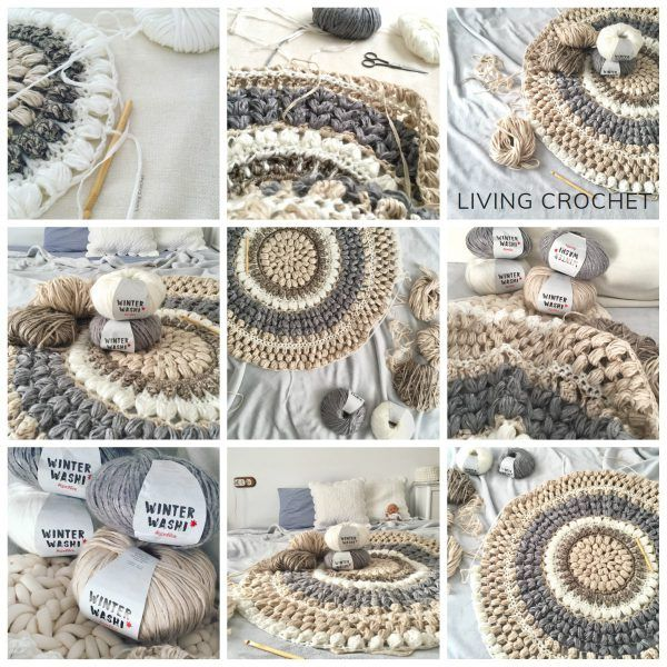 119 best Craft lovers ♥ images on Pinterest How to make, Breien - teppich f r k che
