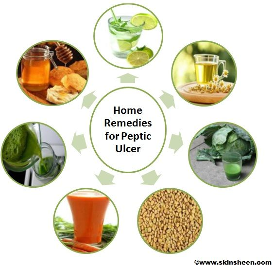 Lime Juice, Chamomile Tea, Cabbage Juice, Fenugreek Seeds, Carrots Juice, Spinach Juice, Honey are the Home Remedies for Peptic UlcerGwen