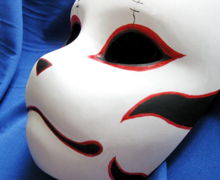 ANBU Mask 1 (Mishutka on Deviantart, 2011)