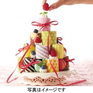 自由自在にデコレーション♪【クリスマスロールタワーキット】