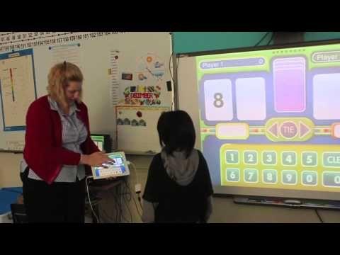 iPad to Smartboard using Apple VGA connector