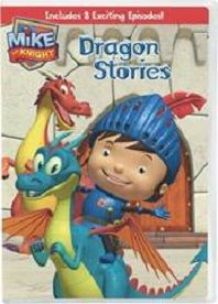 Mike the Knight Dragon Stories DVD Giveaway - Two Classy Chics