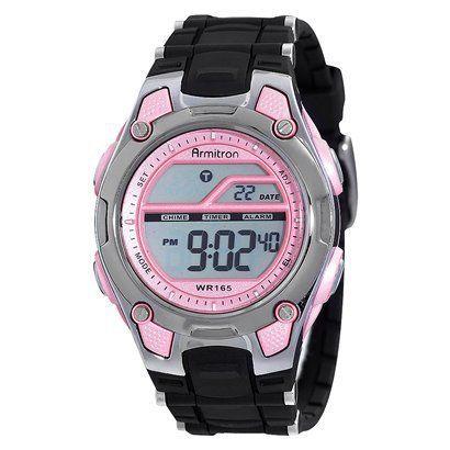 7 best clothing images on pinterest sport watches digital watch armitron womens digital sport watch pink fandeluxe Gallery
