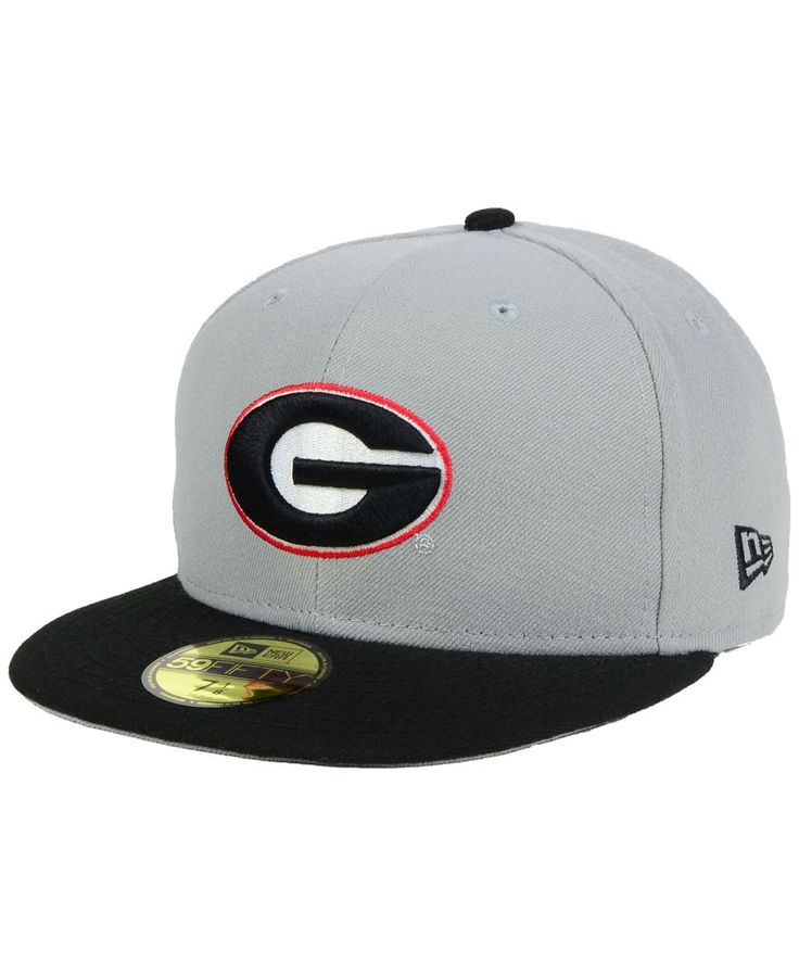 New Era Georgia Bulldogs Grayson 59FIFTY Cap