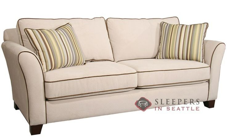 Not a sectional, but a sleeper.  High quality, good price.  Choose you own fabrics.  Cornell Queen Sleeper in Taylor Linen