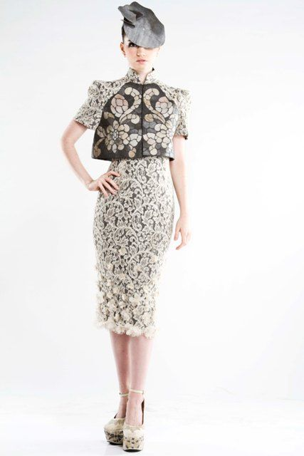 Bella Pietra Collection By Sebastian Gunawan #fashion #designer #couture
