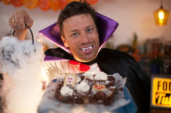 'Rocky Road Kill' Halloween Recipe
