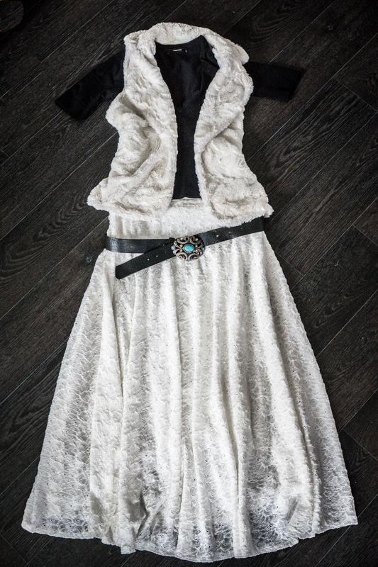 stretch guipure skirt #handmade #soulmade #skirt #boho
