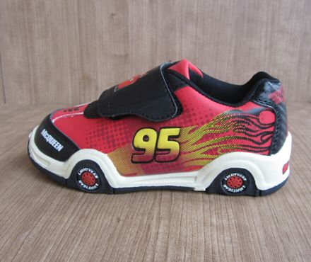 sepatu anak Disney Cars CA611R  Disney cars shoes