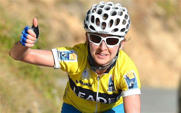 Emma Pooley: Haute Route from Geneva to Nice perfect training for the Worlds and is a dream come true for me  In the first of a two-part interview with Telegraph Sport, Emma Pooley explains how she is hoping a cyclosportive of 'weekend warriors' will help her at this month's world championships.