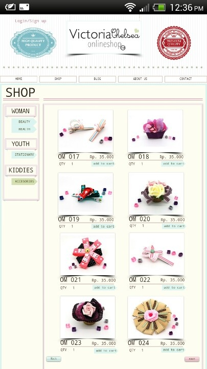 Www.victoriachelsea.com ... Hair accessories