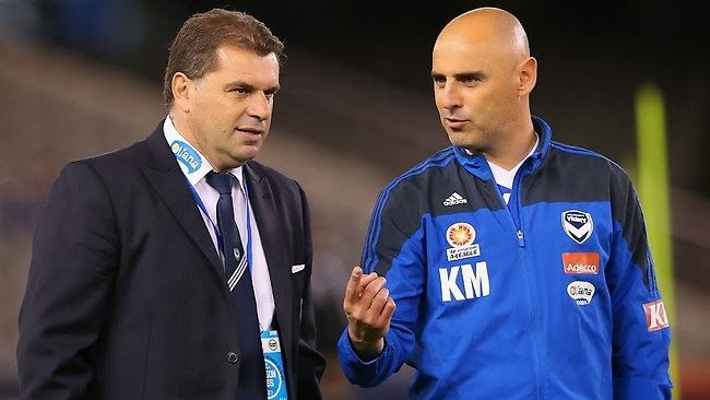 Kevin Muscat is the new coach of Melbourne Victory | enko-football