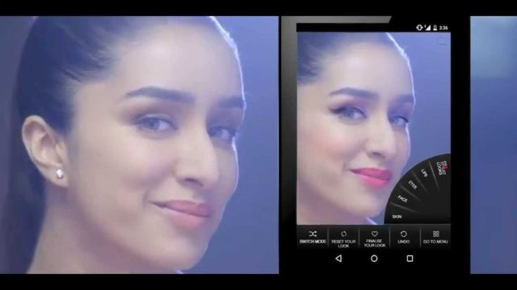 Available to download from March 2015, Lakme Makeup Pro is a mobile app from Unilever-owned Indian beauty brand Lakme. Via the free app, users can upload a photo of themselves and then test out Lakme products in real-time with a single click. The app also features a range of 'looks' created by Lakme's professional makeup stylists. Users can save looks and products before sharing across social media or clicking through to purchase their favorite items.